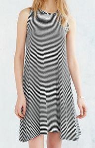 UO BDG Stripe Swing Dress